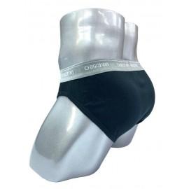 男裝針織角褲 #345