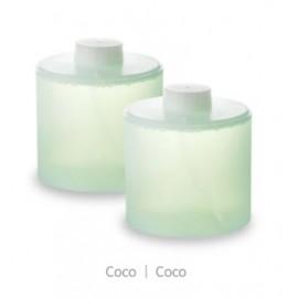 泡沫洗手液(2樽裝) (LUMIZ 智能自動感應泡沫洗手機專用) (COCO味)*全店購滿$399免運費