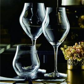 ARTE 中號水晶白 酒杯, 兩隻裝