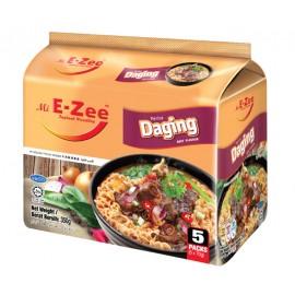 E-Zee牛肉味方便麵 5 x 70g