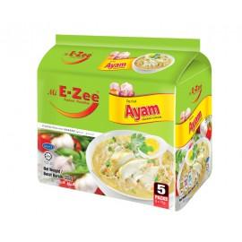 E-Zee雞肉味方便麵 5x70g