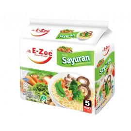 E-Zee蔬菜味方便麵(黑白胡椒味) 5x70g