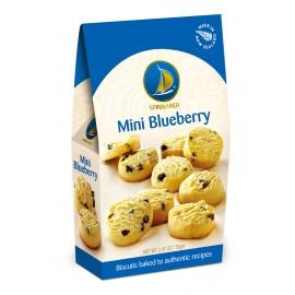 品尼加迷你藍莓曲奇餅乾70G
