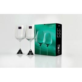 Lucaris - HONG KONG HIP波爾多水晶紅酒杯對裝