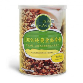 點點綠 100%純黃金蕎麥粉