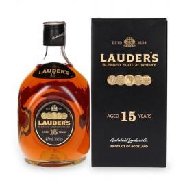 老大 Lauder''s 15年蘇格蘭威士忌