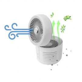 "Smartech ""Round Air"" 2合1 循環風扇及UV HEPA空氣淨化機 (SP-1878)"