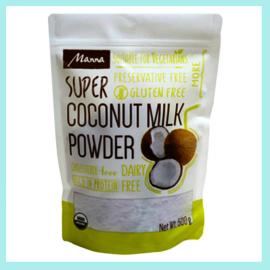 Super Coconut Milk Powder 椰子奶粉(活腦素)