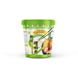 杯裝柳州螺螄粉-豚骨味 (全店買滿$150免運費-王老吉除外)