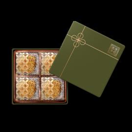 香港手信 - 雙黃低糖蓮蓉月餅